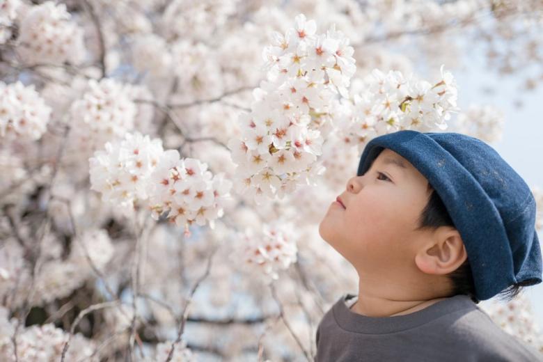 Çiçeklerin çoğunlukta olduğu yerlerde bir koku yürüyüşüne çıkın