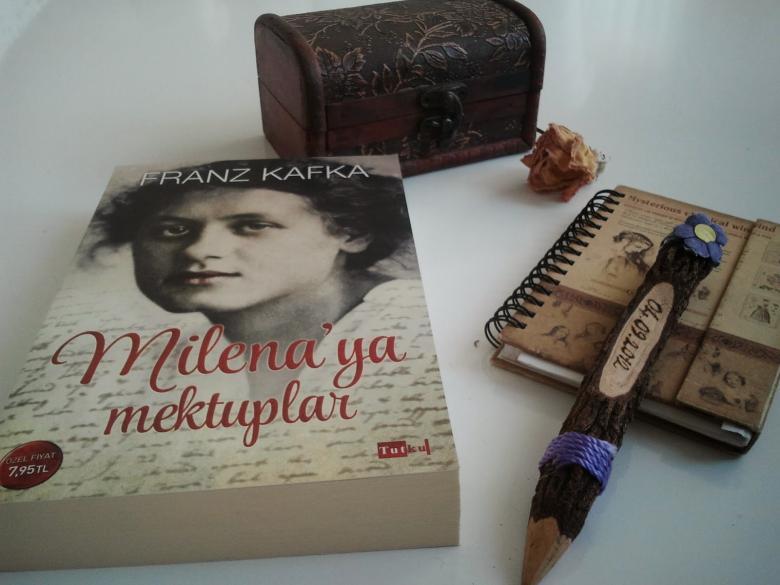 Franz Kafka - Milena'ya Mektuplar