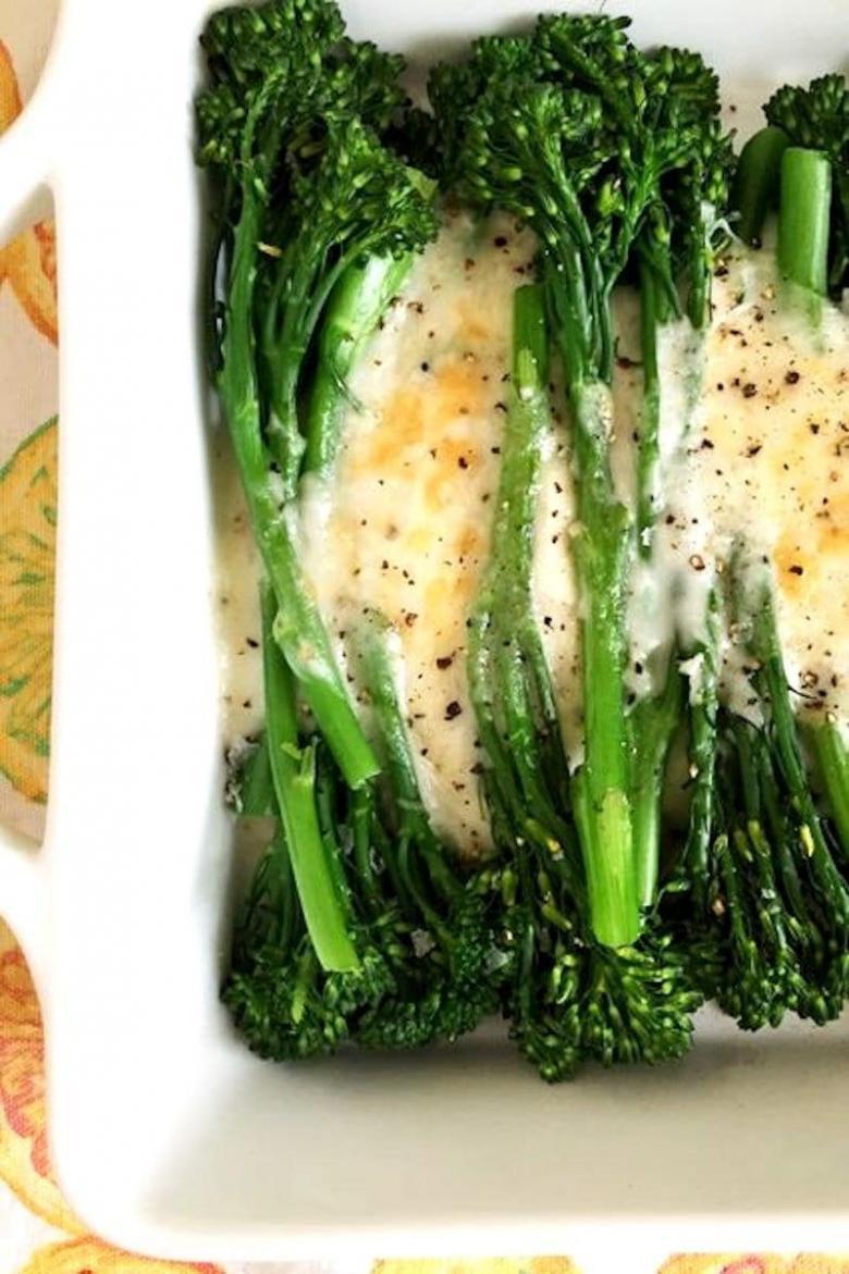 Brokoli güveç