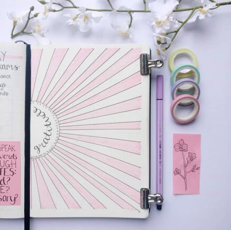 Her gece yatmadan önce gününüzü kaleme alın