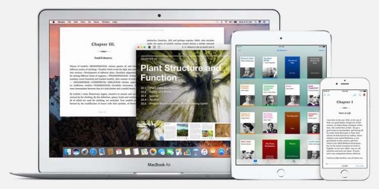Apple iBookStore