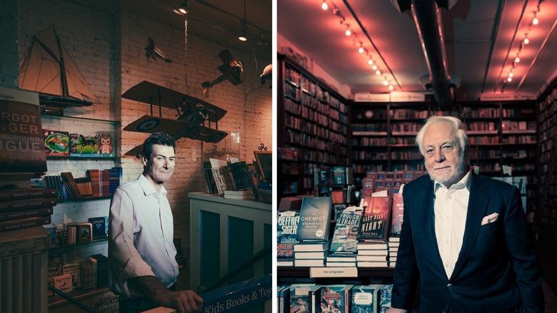 New York'ta Kalan Son Kitap Dükkanlarını Dolaşan Resimcinin Sürüklediği 10 Enfes Resim