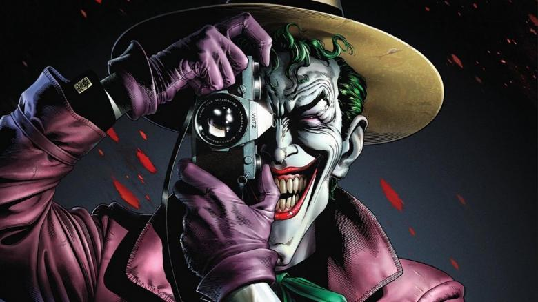 Batman: The Killing Joke Batman: Öldüren Şaka