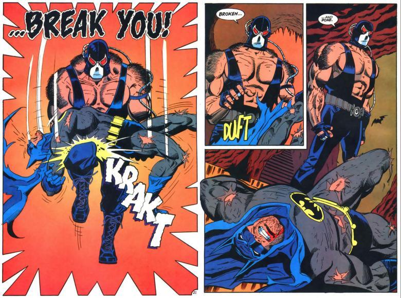 Batman: Knightfall Batman: Şövalyenin Düşüşü