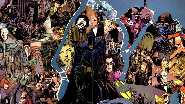 Okurken Çok Neşe Alacağınız, Batman ile Alakalı 7 Çizgi Roman