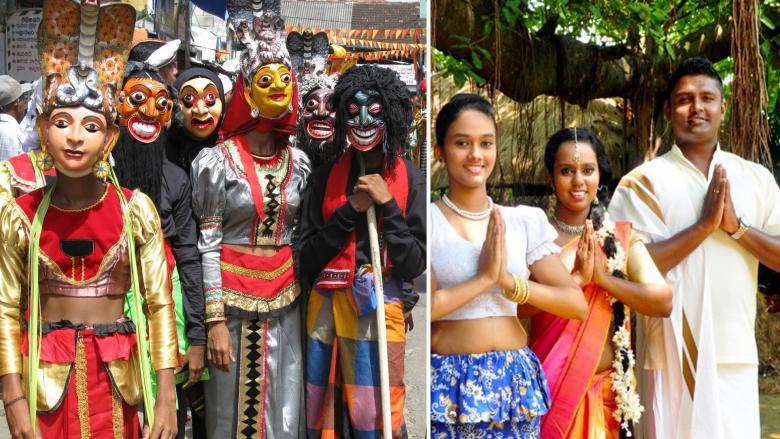 Sri Lanka'da Yaşamın Natürel Akışını ve İnsanların Hayat Şekillerini Gösteren 8 Alaka Çekici Resim