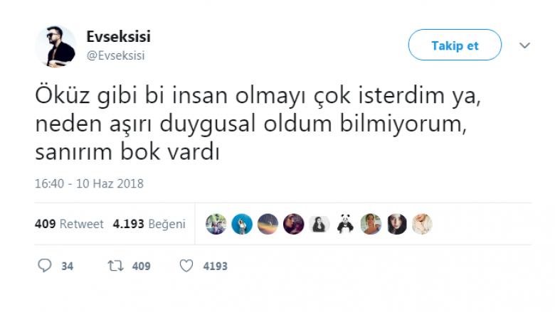 """Twitter Fenomeni """"@Evseksisi"""" Tarafından Atılmış 7 Muhteşem Tweet"""