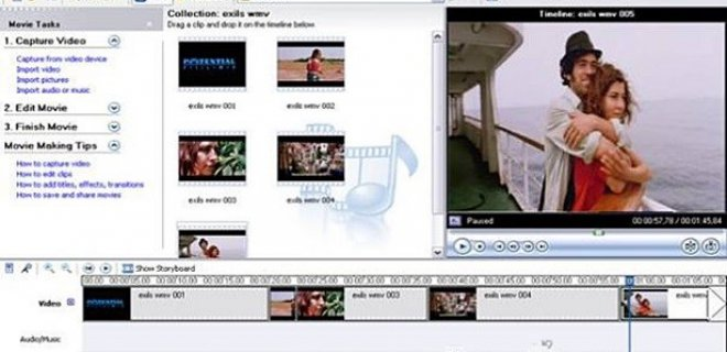 Movie Maker ile Video Yapımı1
