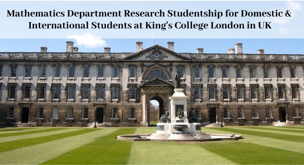 King's College London Hakkında Herşey / Essay – Ödev – Tez – Makale – Çeviri – Niyet Mektubu Yaptırma