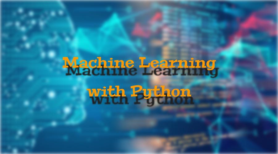 Python ile Makine Öğrenmesi Projesi Yaptırma